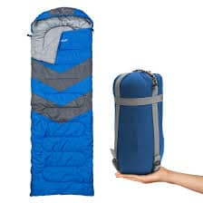 8 Best Backpacking Sleeping Bags Under 100 Dollars - BetterExploring.com 7d7793f3d16d