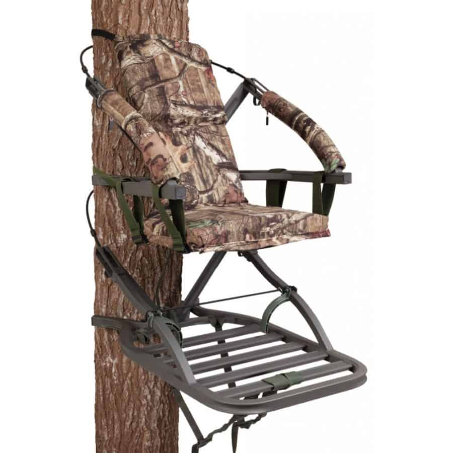 Best Climbing Tree Stand Of 2019 Lightest Most