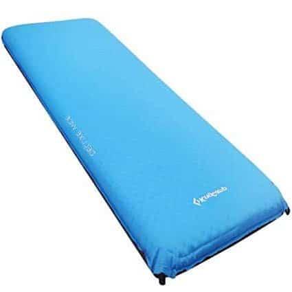 7 Best Self Inflating Sleeping Pads Betterexploring Com