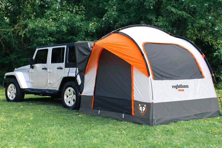 cheaper e31f4 d409d Best SUV Tent Review 2019 (Buyers Guide) - BetterExploring.com
