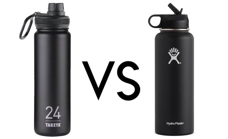 Takeya Thermoflask vs Hydro flask - Which one is better
